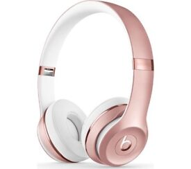 Brand New Beats Solo2 Wireless Rose Gold Original Packaging
