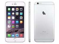 BRAND NEW Apple Iphone 6s Plus Silver 128GB Boxed & Sealed!! - Come In & Buy In Confidence!!