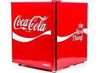 coca cola fridge, perfect condition, all in working order