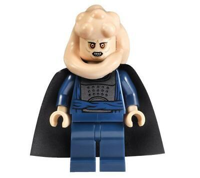 Lego Star Wars Bib Fortuna Minifigure ONLY from set 9516 Jabba's Palace