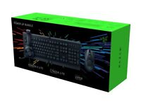Razer Power Up Bundle: Mouse, keyboard and headset