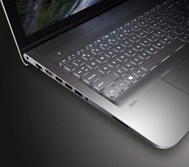 HP ENVY 13 Skylake, 8GB, 256GB SSD, QHD+3200x1800 IPS,i5 Core,Ultrabook macbook air rival lk-i7 dell