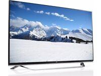 "NEW LG 60UF850V Smart 3D Ultra HD 4k 60"" LED TV WAS: £1,500"
