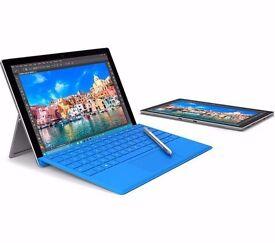 Microsoft Surface PRO 4 . i5 - 8 - 256 . windows 10 - office 2017