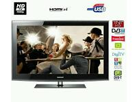 Samsung 40 inch FullHD 1080p tv with USB port and Freeview