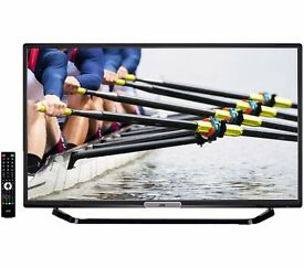 New Boxed JVC Full HD LED TV LT48C540 1080p Digital Freeview No Stand Was: £499.99