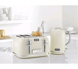 Breville Curve Collection new with box