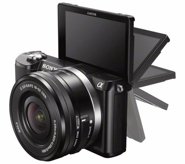 Sony a5000 camera complete boxed