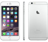 New Iphone 6 plus 64gb Rogers/Fido/Chats