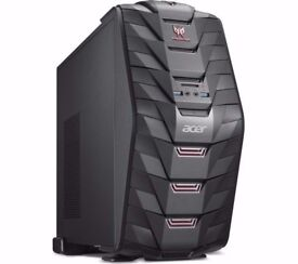 Acer Predator G3 710 Gaming Computer PC (Intel i5 6400, 8GB, 1TB, R9 360 2GB)