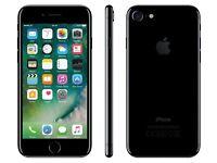 iPhone 7 128gb Jet Black BRAND NEW IN BOX