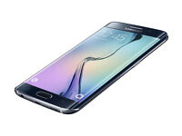 Samsung Galaxy S6 Edge Mobile Phone - Black Saphire