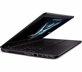 Medion Erazer P6661 15.6 Inch i7 8GB 256GB SSD + 1TB Laptop Full HD + warranty