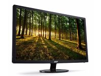Acer S1 Series 27 inch LED Full HD 1080p Widescreen Monitor with HDMI 1920 x 1080