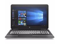 "BRAND NEW HP 15.6"" Gaming Laptop i5 7300HQ, 1050 GTX, 1TB/128GB, Win 10, Dirt 4 MEGA software bundle"