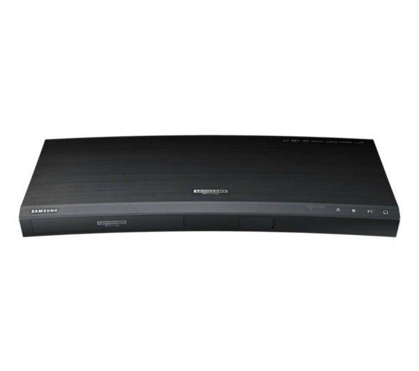Samsung Smart 4k Ultra HD 3D Blu-ray player