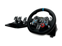 BRAND NEW Logitech Driving Force G29 or G920 Racing Steering Wheel & Pedals PS3 PS4 PC XBONE XBOX