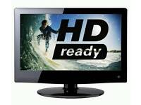 Currys Essential - 16 Inch HD LCD TV with DVD Player