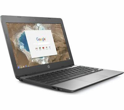 """HP 11-v051na 11.6"""" Intel® Celeron™ Chromebook - 16 GB eMMC, Grey - Currys"""