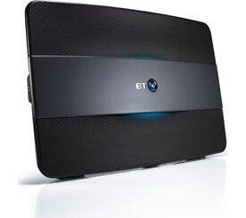 BT smart hub modem wireless router-BRAND NEW