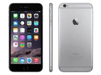 Iphone 6 grey 16gb unlocked very good condition