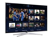 "50"" Samsung 3D Smart LED TV Freeview HD Full HD 1080p 50h6200 warranty and delivered"