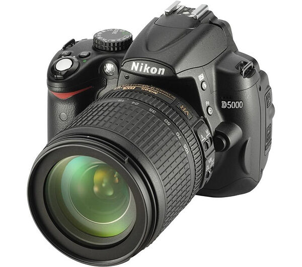 How to Buy a Used Nikon D5000 DSLR Camera | eBay