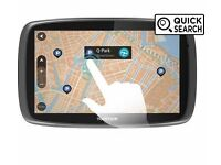 TomTom GO 50 5 inch Sat Nav with Western European Maps and Lifetime Map Updates