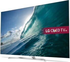 BRAND NEW BOXED LG OLED55B7V 55-inch OLED 4K HDR SUPER Smart TV- Wifi,Freeview HD & FREESAT HD