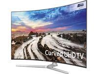 "Samsung curve 49"" tv"