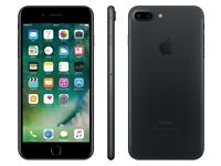 Iphone 7 plus 128gb wanted £500