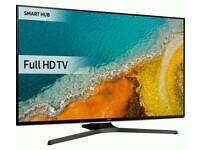 """SAMSUNG 65"""" SMART LED TV FULL HD WITH BUILT IN WiFi FREEVIEW HD, 4X HDMI NEW CONDITION FULLY WORKING"""