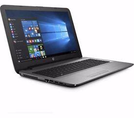 """NEW HP Silver 15"""" Laptop 15-ba083sa"""