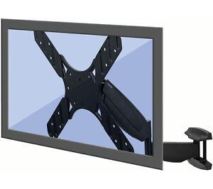"SANDSTROM SFMGM14 Full Motion TV Bracket - 32 - 47"" Televisions, Black - New"