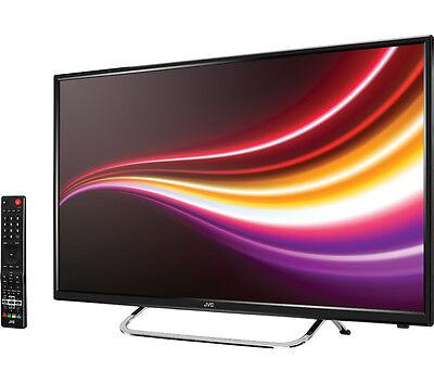 """JVC LT-55C550 55"""" LED Full HD TV Television Black"""