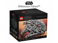 Lego Star Wars UCS Millenium Falcon 75192 Brand New Sealed In Shipping Carton