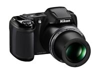 Nikon Coolpix Digital camera camcorder hd