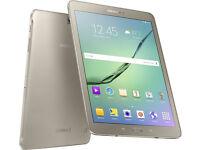 "SAMSUNG Galaxy Tab S2 9.7"" Tablet - 32 GB, Gold - Boxed"