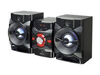JVC MX-DN550 Megasound Hifi/speaker system