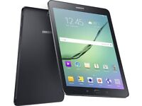 Samsung Galaxy Tab S2 9.7 inch Black wifi BOXED, Under Warranty, Tablet HD display, beats ipad rival