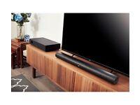 JVC TH-D357B 2.1 Wireless Sound Bar. New - ex display