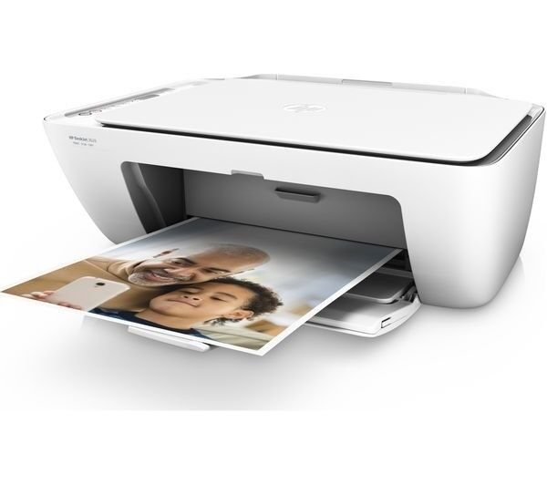 HP DeskJet 2620 AiO Printer, Copier and Scanner & Prints Straight From Your Mobile Or Tablet.