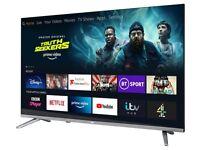 JVC fire TV edition 40 inch full Smart TV + Digital HDTV indoor Antenna