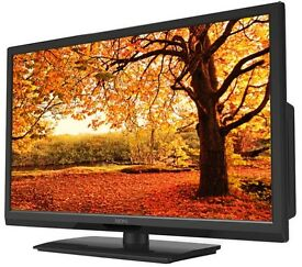 "SEIKI 24"" Inch Full HD 1080p Ready Freeview LED TV DVD Player Combi USB PVR HDMI 12 Months Warranty"