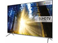 SAMSUNG 65-inch 65KS7000 SUHD 3D 4K HDR QUANTUM DOT DISPLAY Smart LED TV, EXCELLENT CONDITION