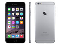 IPHONE 6 USED UNLOCKED 16GB GREY - PHONE ONLY