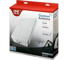One for all outdoor HD aerial
