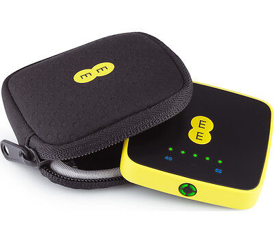 EE 4G Mobile Broadband Mini WiFi Hub. Pay As You Go. Includes 6GB Preloaded SIM
