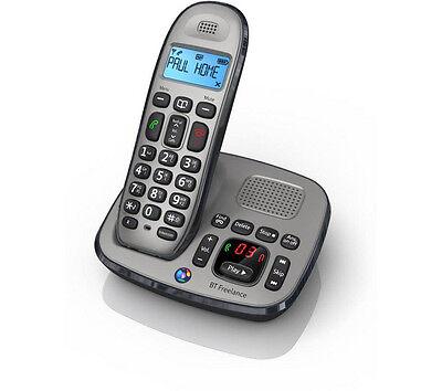 BT Freelance XD8500 Single Digital Cordless Telephone & Answer Phone