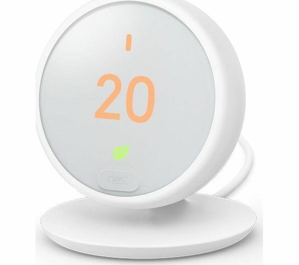 GOOGLE Nest Thermostat E NEW SEALED
